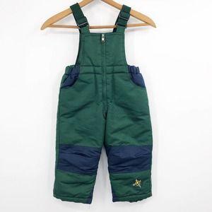 Bon bebe 2T Snow Pants Bibs Overalls snowsuit ski